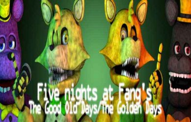 Five Nights at Fang's (Classic) Free Download 21