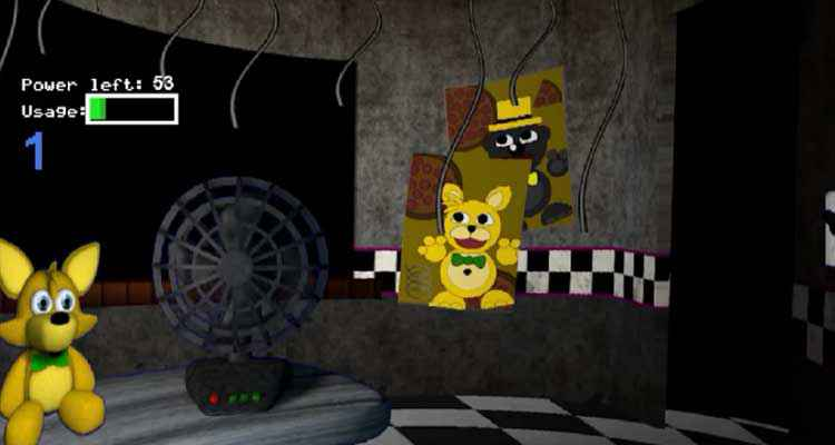 Five Nights at Fang's (Classic) Free Download 6