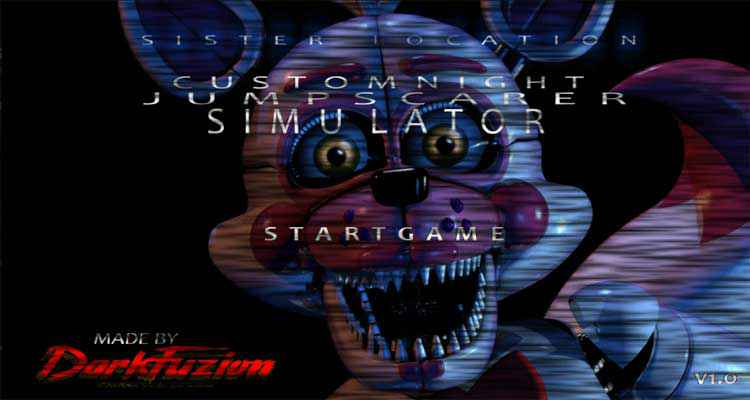 Five Nights at Freddy's Jumpscare Simulator Collection 14