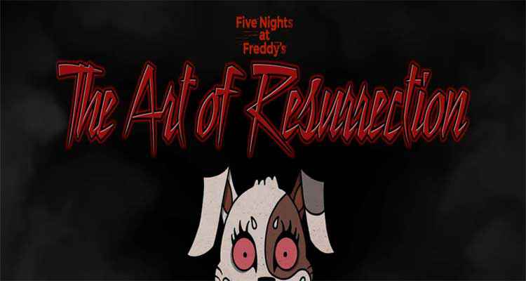 Five Night's at Freddy's: The Art of Resurrection Free Download 19