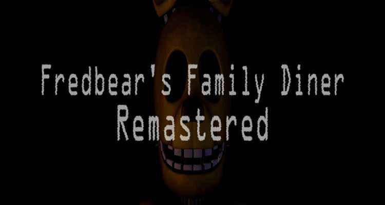 Fredbear's Family Diner: Remastered 6