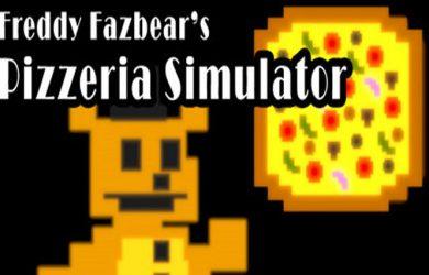 Freedy Fazbear's Pizzeria Simulator free download