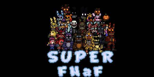 Super FNaF free download by LSF Development
