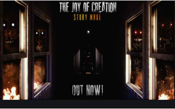 The Joy of Creation: Story Mode Free Download is now available