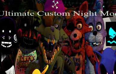 Ultimate Custom Night Mods Free Download 29