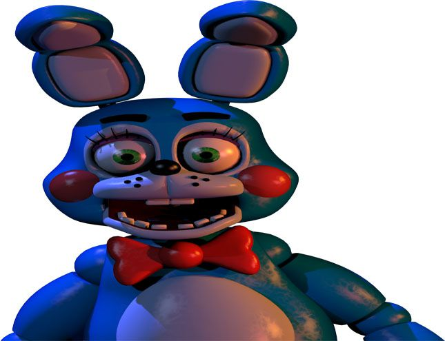 A Night With Toy Bonnie (Official version)