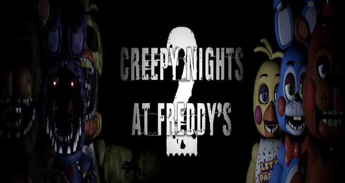 Creepy Nights at Freddy's 2 Free Download