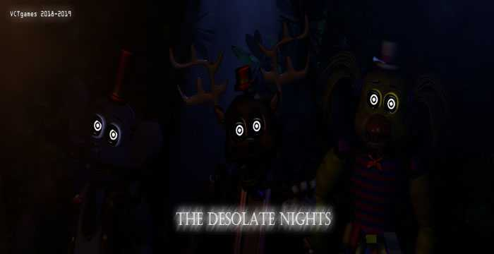Desolate Nights (FNaF Fan-Game) Free Download