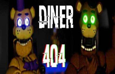 Diner 404 Free Download