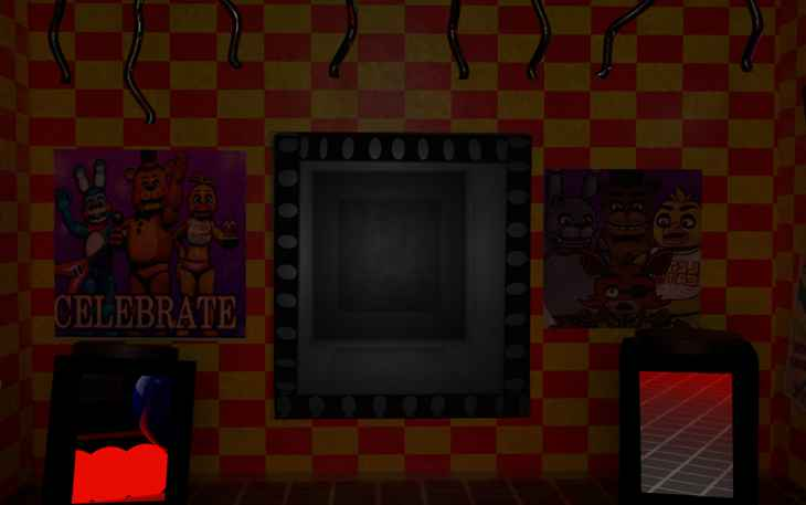 Fazbear Horror: The Twisted Amusment Park (Update 2020) 4