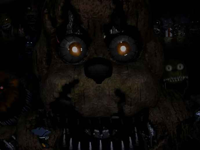 Fazbear's Fright: Custom Night (Update) 1