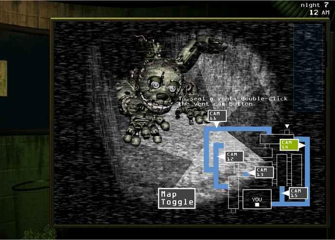 Fazbear's Fright: Custom Night (Update) 2