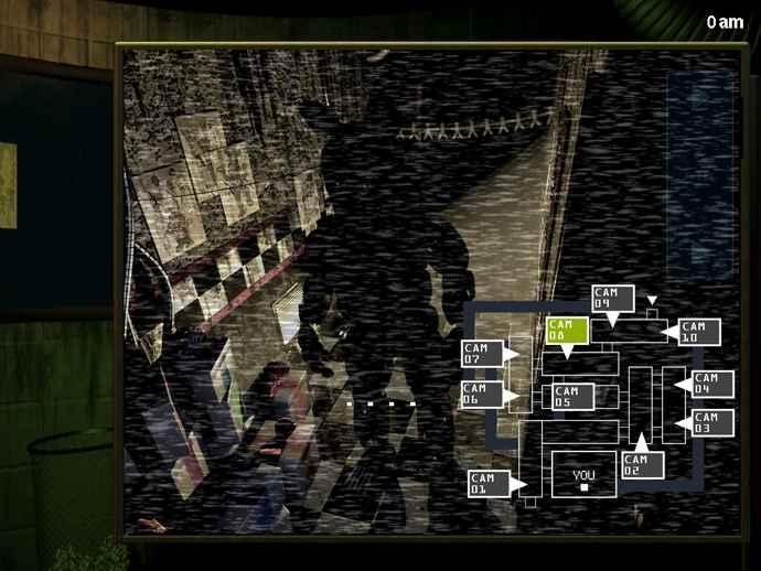 Fazbear's Fright: Custom Night (Update) 4