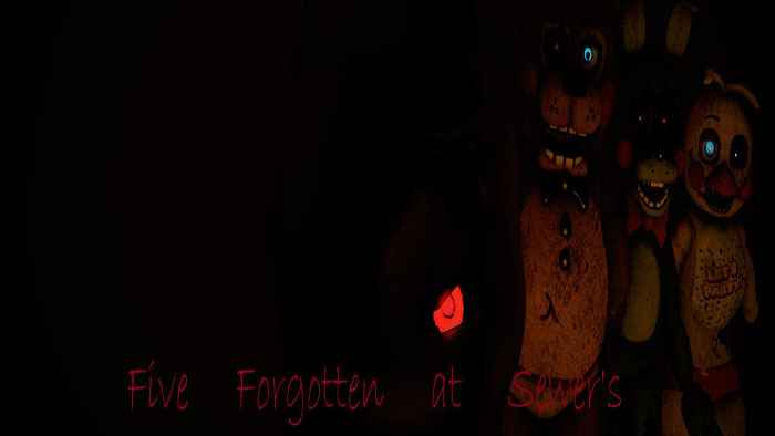 Five Forgotten at Sewer's
