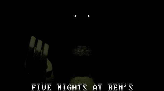 Five Nights at Ben's (Free Download)