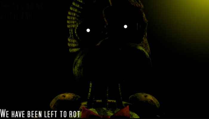 Five Nights At Bradly's 3 Chapter 1 2