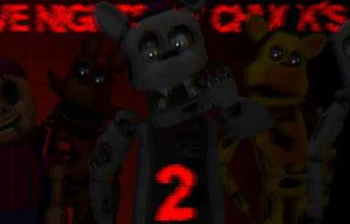 Five Nights at Chuck's 2 (Free Download)