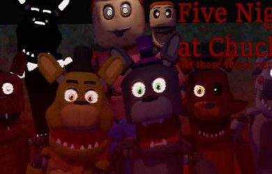 Five Nights at Chuck's 3 (Free Download)