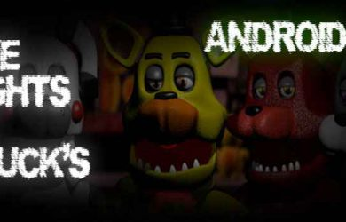 Five Nights at Chuck's Android Ports Collection (Free Download)