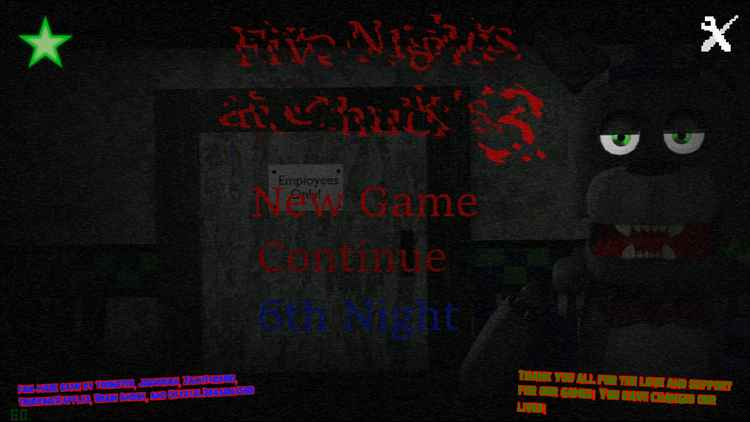Five Nights at Chuck's Android Ports Collection 4