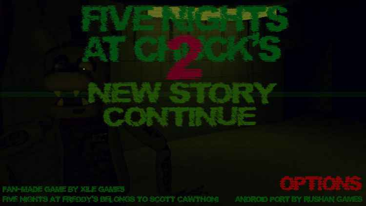Five Nights at Chuck's Android Ports Collection 5
