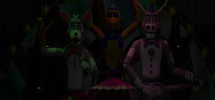 Five Nights at Dolma's 2 (Free Download)