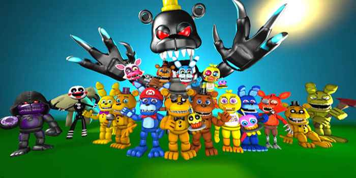 Five Nights At Eth's World (Free Download)