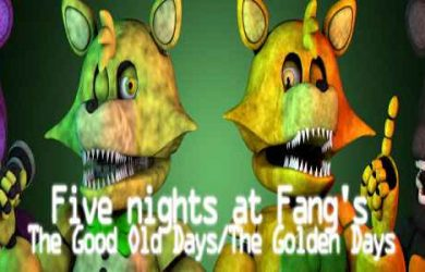 Five Nights at Fang's (Classic) Free Download