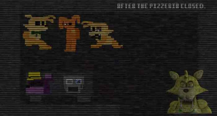 Five Nights at Fang's (Classic) 2