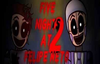 Five Nights at Felipe Neto 2: Remastered Screenshots
