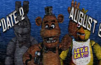 Five Nights at Freddy's 1-6 Jumpscare Simulator (Free Download)