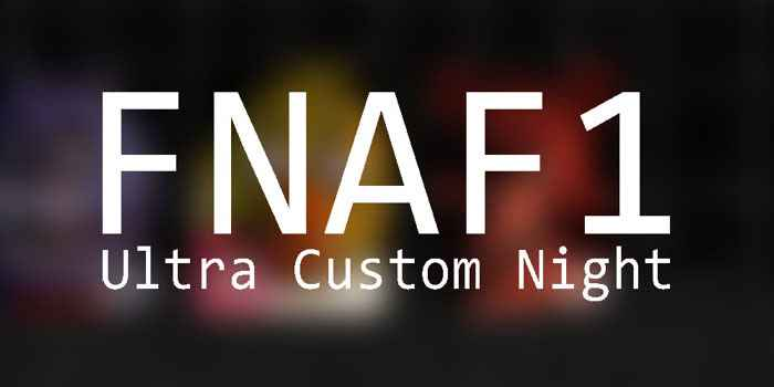Five Nights at Freddy's 1 Ultra Custom Night - Screenshots