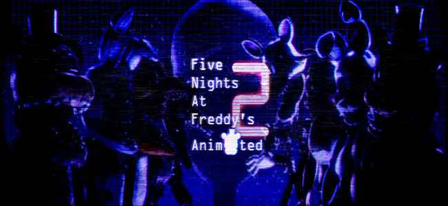 Five Nights At Freddy's 2 Animated Screenshots
