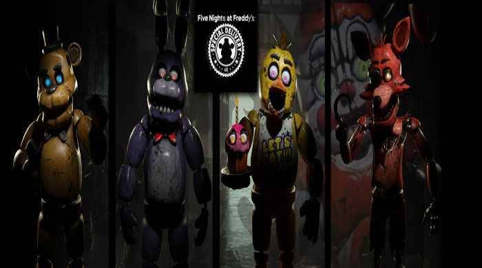 Five Nights at Freddy's AR: Special Delivery PC Edition Screenshots