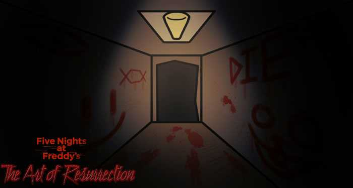 Five Night's at Freddy's: The Art of Resurrection 1