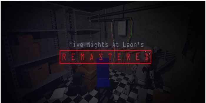 Five Nights at Leon's: REMASTERED (Free Download)