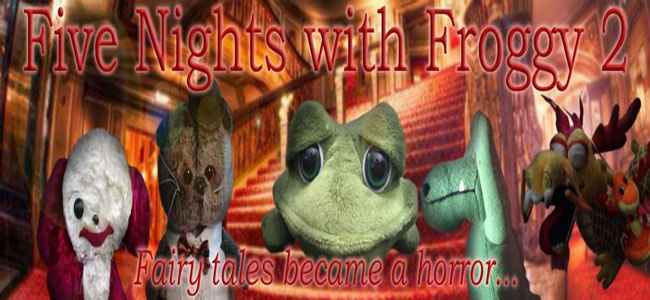 Five Nights with Froggy 2 (Free Download)