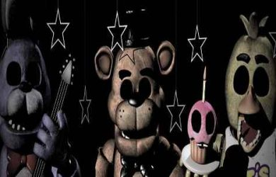 Five Unreal Nights at Freddy's LEGACY EDITION (Free Download)