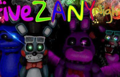 Five Zany Nights Screenshots