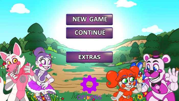 FNaF World: Adventure 2