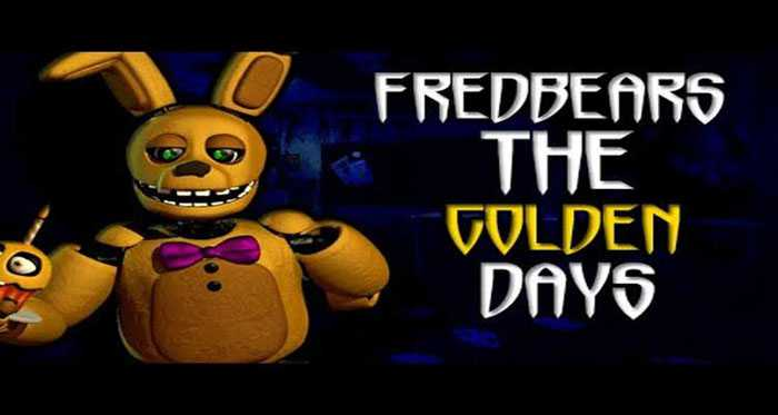 Fredbears : The Golden Days Free Download