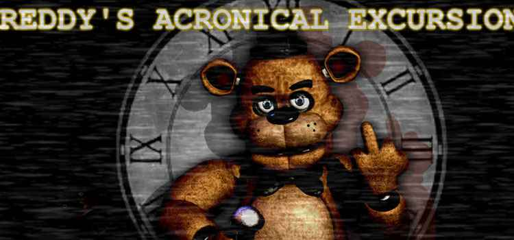 Freddy's Acronical Excursion MV Screenshots