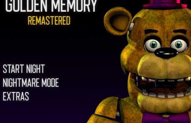 Golden Memory Remastered 40