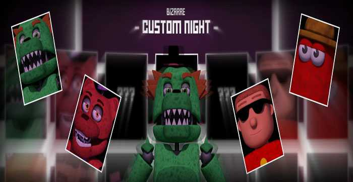 LU | Bizarre Custom Night Free Download