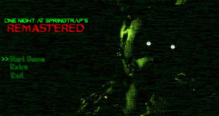 One Night at SpringTrap's [Remastered_Collection] Free Download