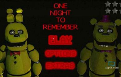 One Night To Remember Screenshots