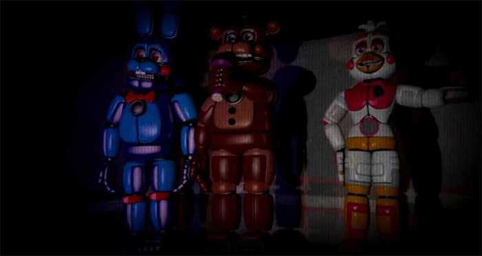 Project: Freddy 2 1