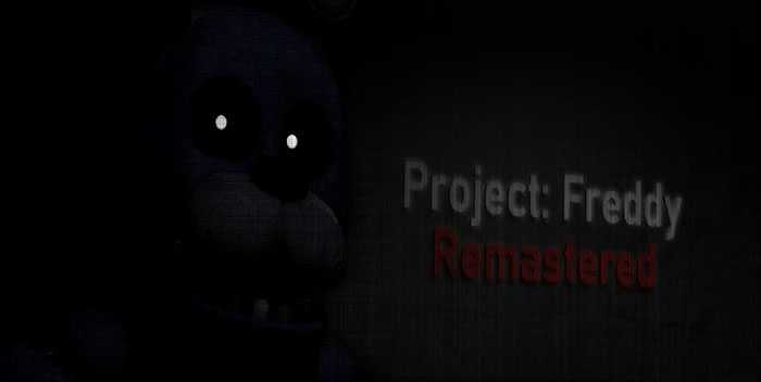 Project: Freddy Remastered Free Download