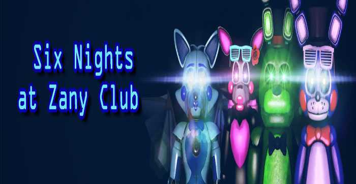 Six Nights at Zany Club Free Download