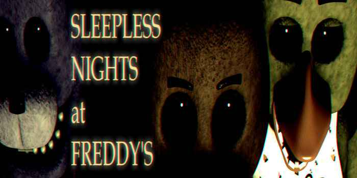 Sleepless Nights at Freddy's (Official)